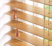 Sunway Blinds wood Venetian